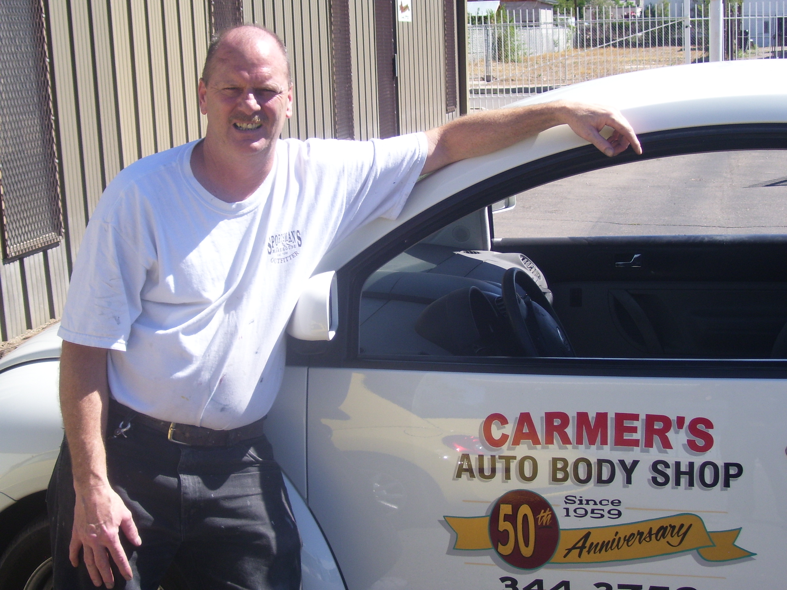 Carmer's Auto Body and Paint Shop